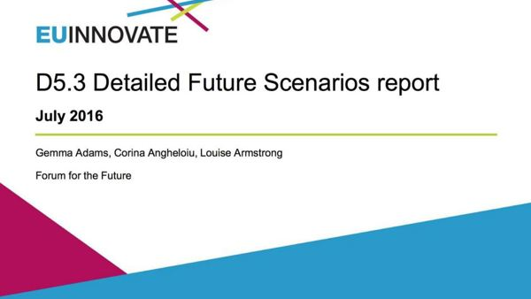 EU Innovate: Future Scenarios