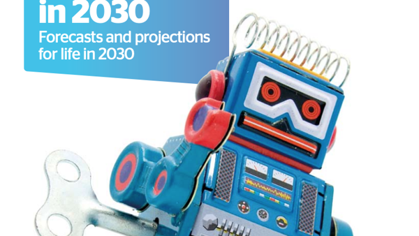 Consumers in 2030: forecasts and projections for life in 2030